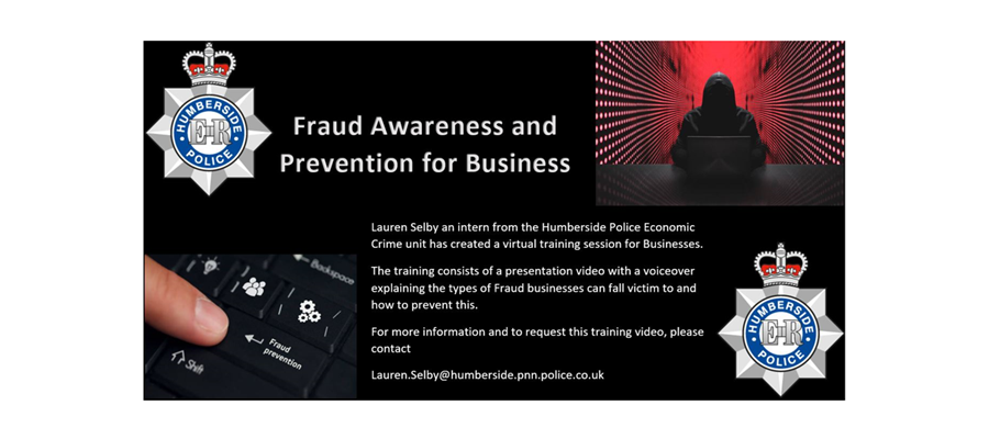 Fraud Awareness and Prevention - Virtual Training